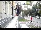 Parkour Jaworzno STEEL